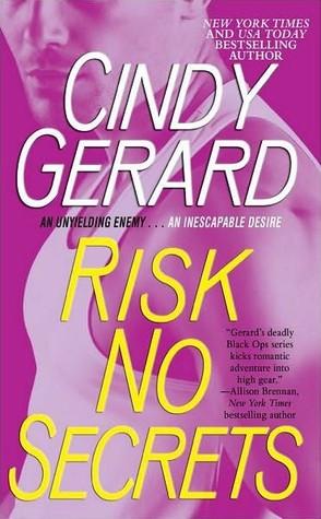 Risk No Secrets (Black Ops, #5)