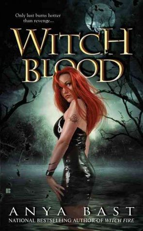 Blood Witch (Brujas elementales, # 2)