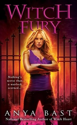 Bruja Fury (Brujas elementales, # 4)