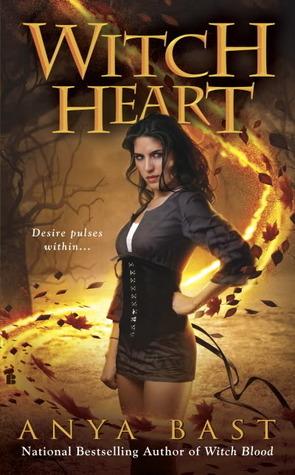 Corazón de brujas (brujas Elementales, # 3)
