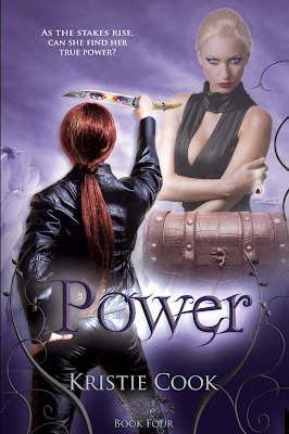 Power (Soul Savers #4) - Kristie Cook