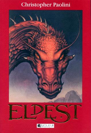 Eldest (Odkaz dračích jezdců, #2)