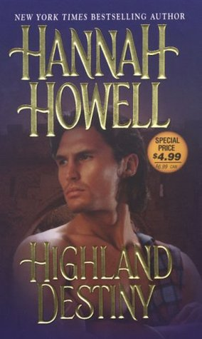 Highland Destiny (Murray Family #1)  - Hannah Howell