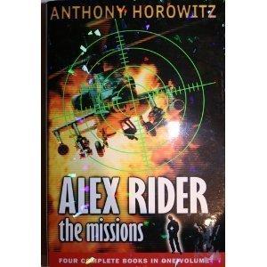 Alex Rider: The Missions (Alex Rider, #1-4)