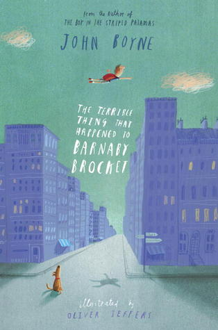 Book Review: The Terrible Thing That Happened to Barnaby Brocket
