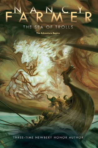 The Sea of Trolls (Sea of Trolls, #1)