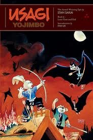 Usagi Yojimbo, Vol. 5: Lone Goat and Kid