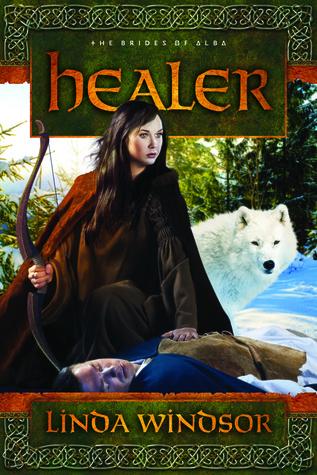 Healer (The Brides of Alba #1)