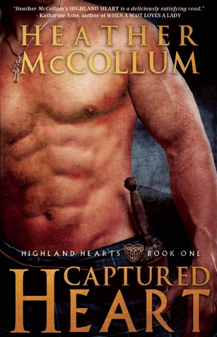 Captured Heart (Highland Hearts, #1)