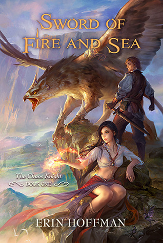 Sword of Fire and Sea by Erin Hoffman