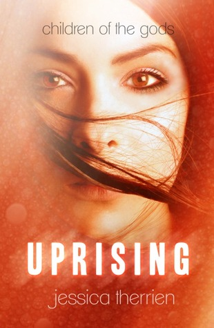 Uprising by Jessica Therrien Oppression sequel cover