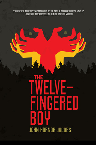 The Twelve-Fingered Boy (Incarcerado, #1)