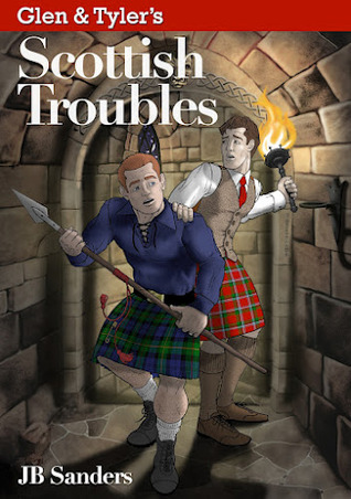 Glen & Tyler's Scottish Troubles (Glen & Tyler, #2)