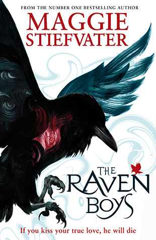 4 stars to The Raven Boys by Maggie Stiefvater