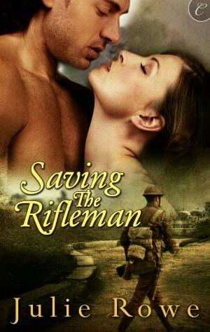 Saving the Rifleman (War Girls, #1)