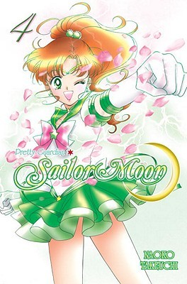 Pretty Guardian Sailor Moon, Vol. 4 (Pretty Soldier Sailor Moon Renewal Editions, #4)