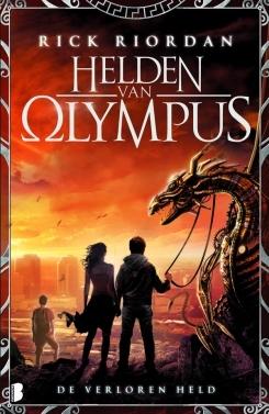 De Verloren Held (Helden van Olympus, # 1)