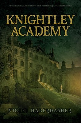 Book Review: Knightley Academy