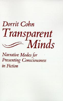 TRANSPARENT MINDS COHN DORRIT PDF