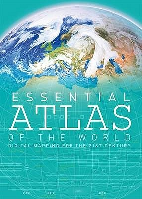 Essential Atlas Of The World (World Atlas)