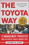 The Toyota Way by Jeffrey K. Liker