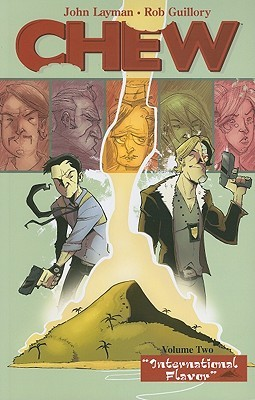 Chew, Vol. 2: International Flavor