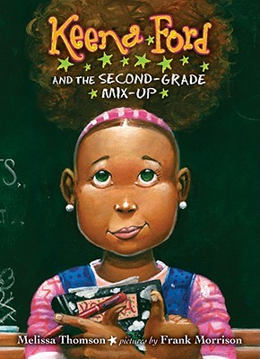 cover of Keena Ford and the Second-Grade Mix-Up