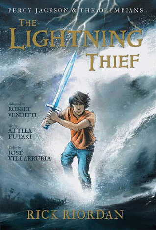 The Lightning Thief: The Graphic Novel (Percy Jackson and the Olympians, #1)