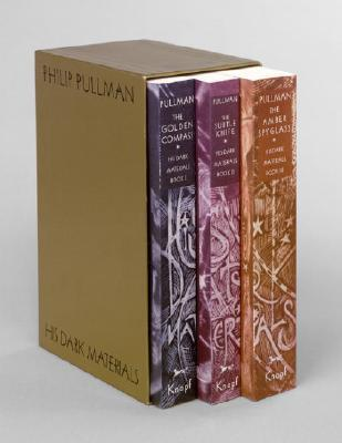 His Dark Materials Trade Paper Boxed Set: The Golden Compass, The Subtle Knife, The Amber Spyglass (His Dark Materials, #1-3)