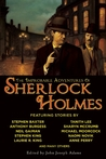 The Improbable Adventures of Sherlock Holmes by John Joseph Adams