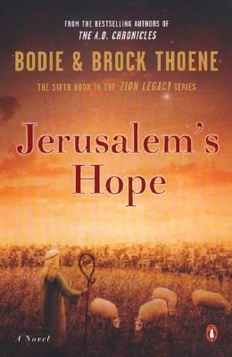 Jerusalem's Hope (Zion Legacy, #6)