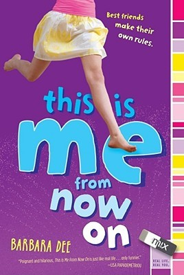 Book Review: This is Me From Now On