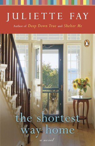 Review + Guest Post + Giveaway! The Shortest Way Home by Juliette Fay