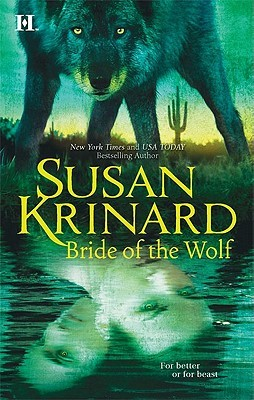 Bride of the Wolf (Historical Werewolf #6)  - Susan Krinard