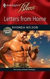 Letters from Home (Harlequin Blaze, #474) (Uniformly Hot!, #6)