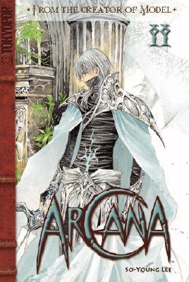 Manga Review: Arcana Vol 2