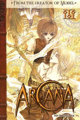 Manga Review: Arcana Vol 3