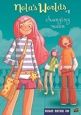 Graphic Novel Review: Changing Moon