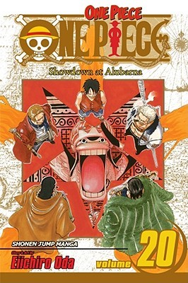 One Piece, Volume 20: Showdown at Alubarna (One Piece, #20)