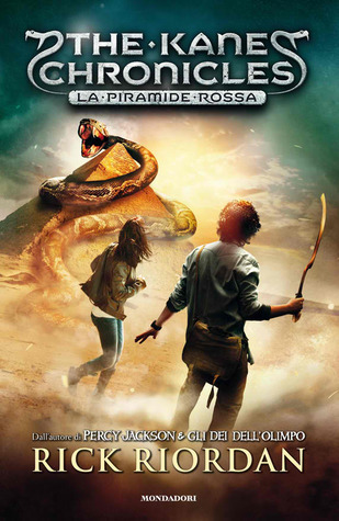 La Piramide Rossa (The Kane Chronicles, #1)