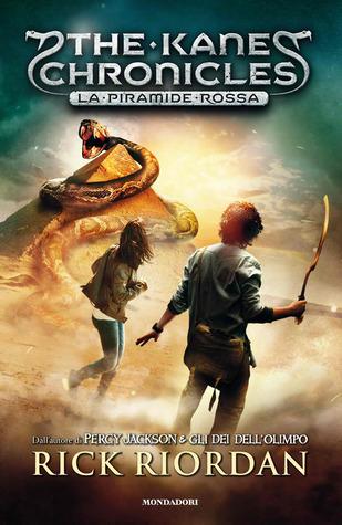 La Piramide Rossa (The Kane Chronicles, #1)