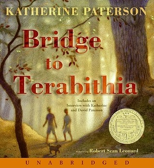 Banned Books Week – Bridge to Terabithia by Katherine Paterson
