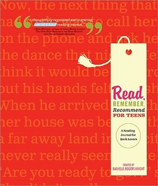 Vlog Review: Read, Recommend, Remember For Teens by Rachelle Rogers Knight