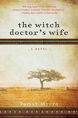 The Witch Doctor's Wife (Amanda Brown #1)
