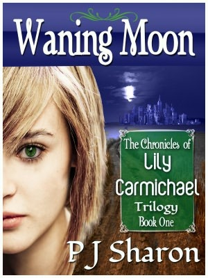 Waning Moon (The Chronicles of Lily Carmichael, #1)