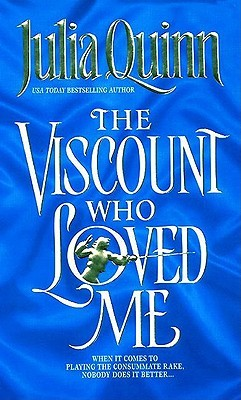 The Viscount Who Loved Me (Bridgertons #2)
