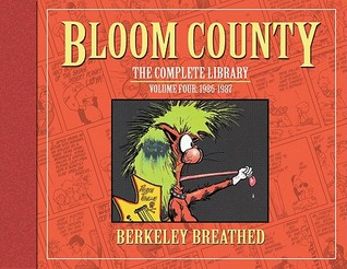 The Bloom County Library, Vol. 4: 1986-1987
