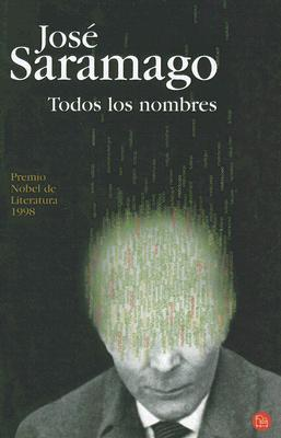 Reseña: Todos los nombres - José Saramago