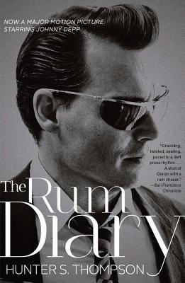 Book Review – The Rum Diary by Hunter S. Thompson