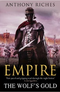 The Wolf's Gold (Empire #5)  - Anthony Riches